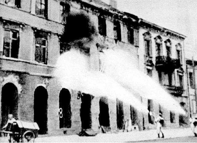 Brandkommando w akcji