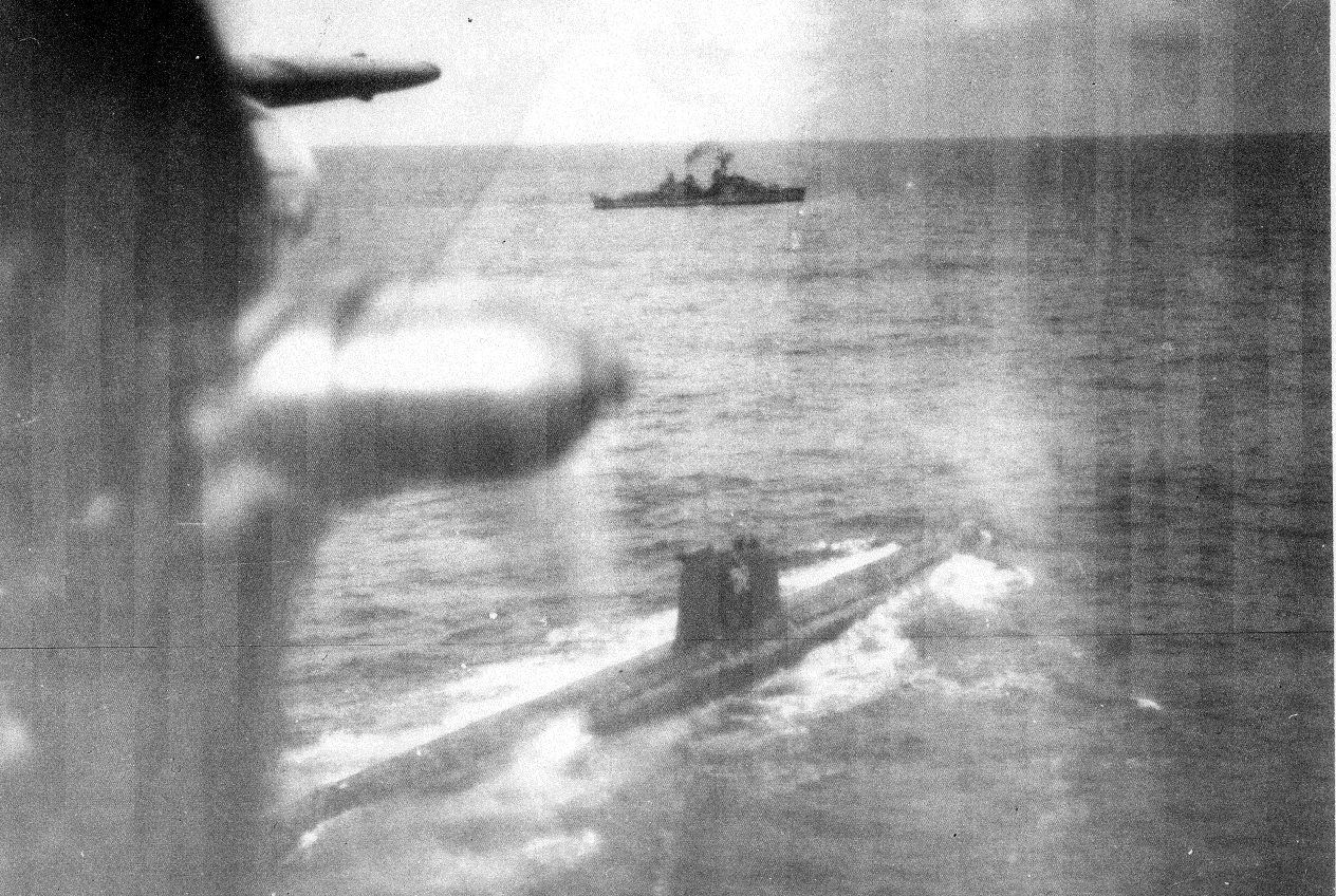 25 października 1962 roku. Okręt podwodny B-130 Nikołaja Szumokowa. National Security Archive